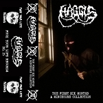 Haggus - The First Six Months tape