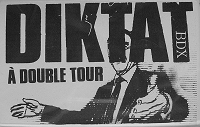 Diktat - A Double Tour tape