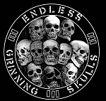 Endless Grinning Skulls - self-titled LP