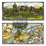 Uninhabitable - self-titled LP