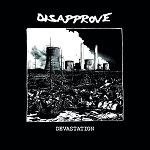 Disapprove - Devastation LP