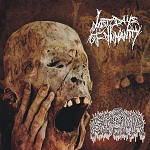 Last Days of Humanity/Stoma split CD