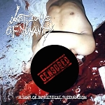 Last Days of Humanity - Hymns of Indigestible Suppuration LP