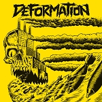 Deformation - self-titled LP