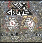 Sex Grimes - Revolting LP