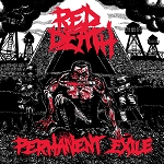 Red Death - Permanent Exile LP