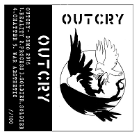 Outcry demo tape