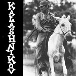 Kalashnikov - self-titled EP (RESTOCKED)