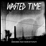 Wasted Time - Futility LP