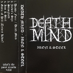 Death Mind - Iron & Steel tape