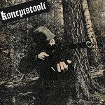 Konepistooli - self-titled LP